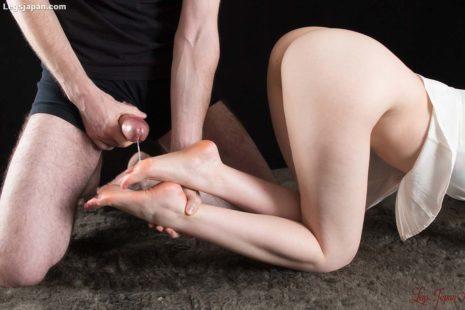 Feet of a Fairy.