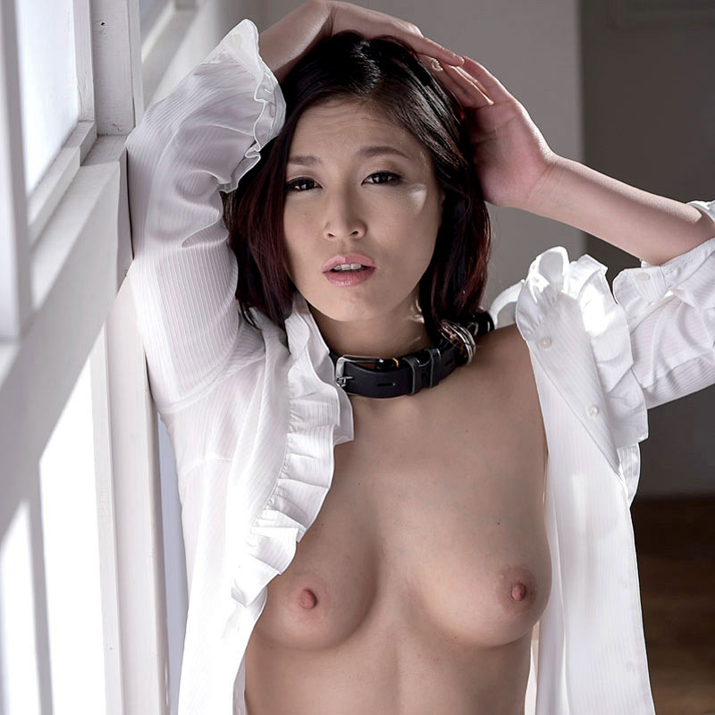 Sira Ichijyo | BDSM redux | Blindfolded and Forced to Anal. Sira Ichijyo as a helpless sex slave. Beautiful nude Japanese AV Idol Sira Ichijyo (都盛星空), sometimes called Seira Ichijo, is collared, leashed, cuffed and blindfolded by a gang of brutal men.