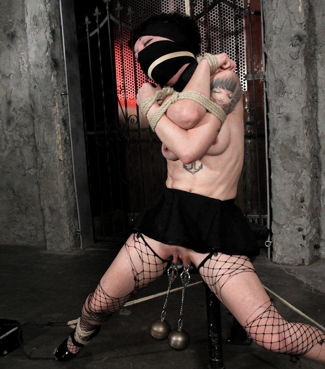 BDSM | Bondage, Discipline, Dominance, Submission, SadoMasochism.