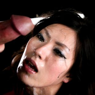 Miho Kanno at Tokyo Face Fuck, uncensored. A nude Japanese AV Idol deep throated and facefucked.