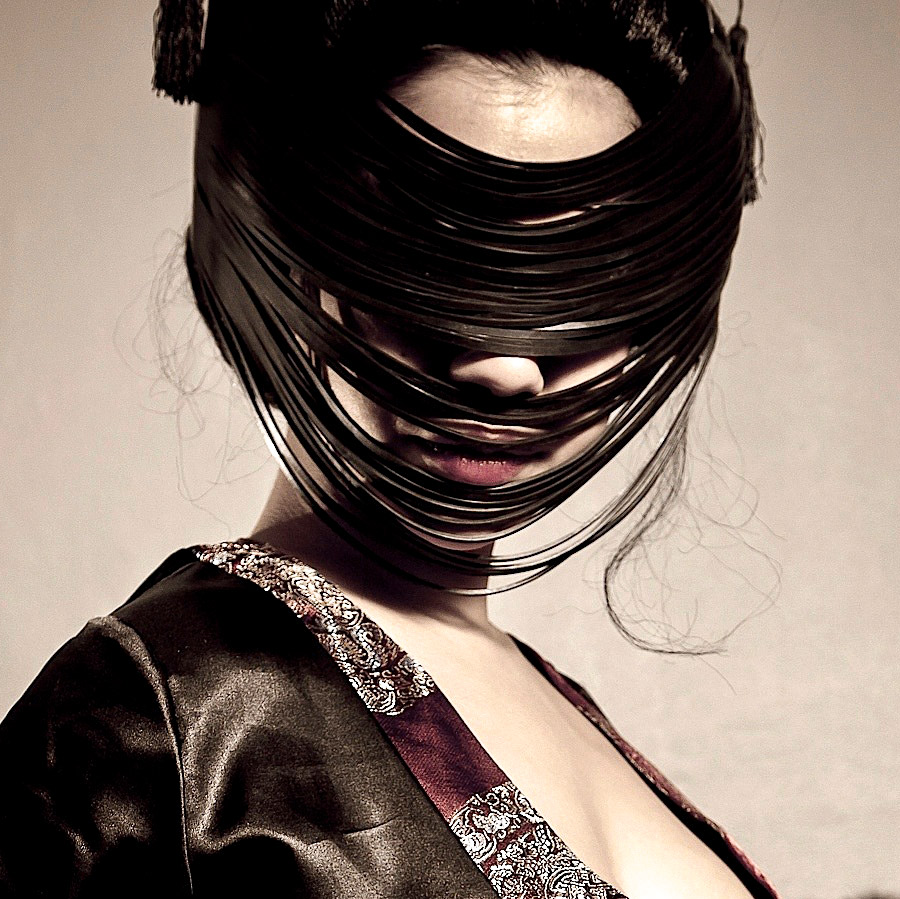 Mistress Kawa | Fetish Geisha. The Girl with the Blindfold Leather Mask. Mistress Kawa, is a professional model of latex, fetish and shibari.