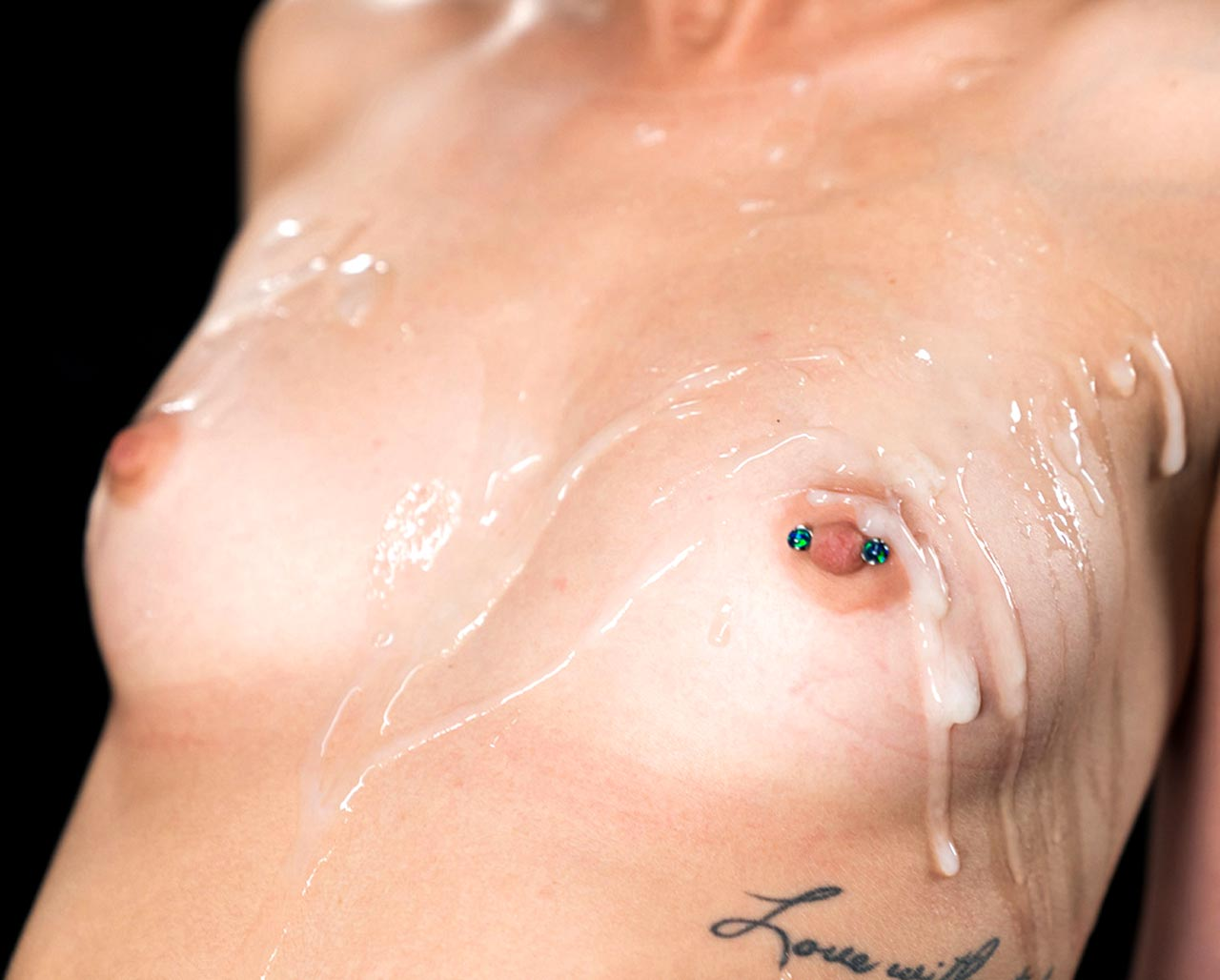 Body Bukkake Kristen Scott Uses Her Sperm Covered Body to Make You Cum. An uncensored SpermMania video. 18 cumshots on a nude girl.