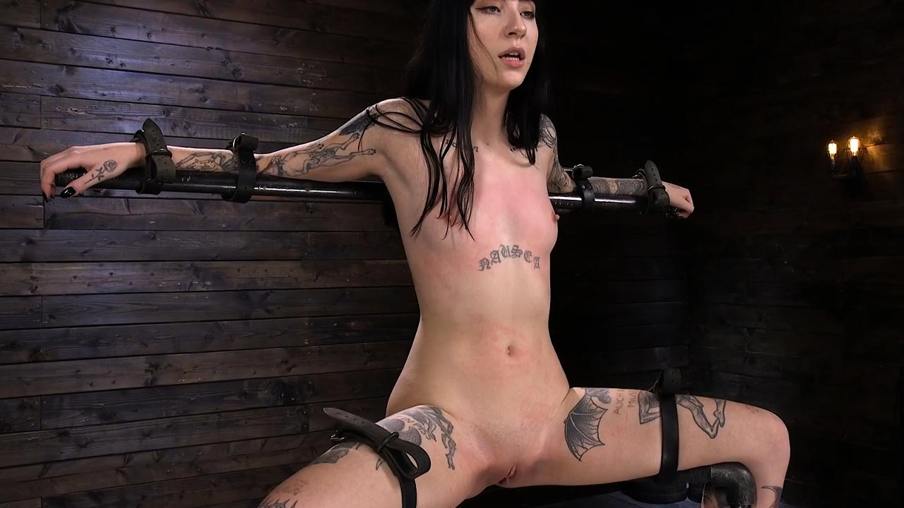 Diabolical Bondage. A BDSM video from Device Bondage at Kink.