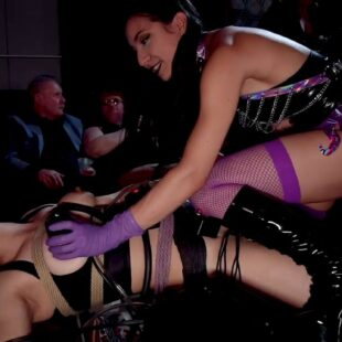 Summer Soiree Orgy with Kira Noir, Aiden Starr and Joseline Kelly
